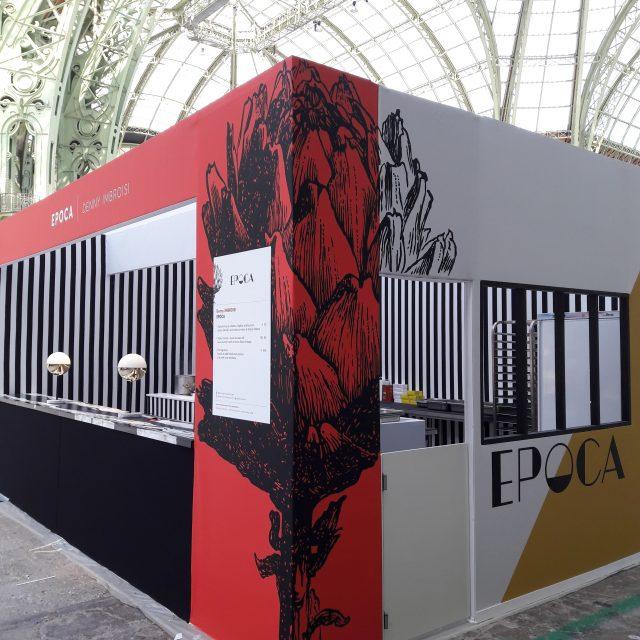 Epoca – Stand au Festival Taste of Paris