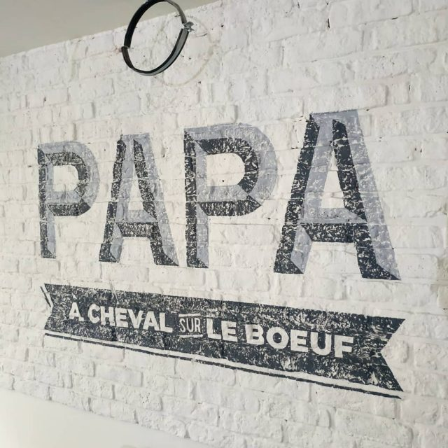 Les Burgers de Papa Lyon