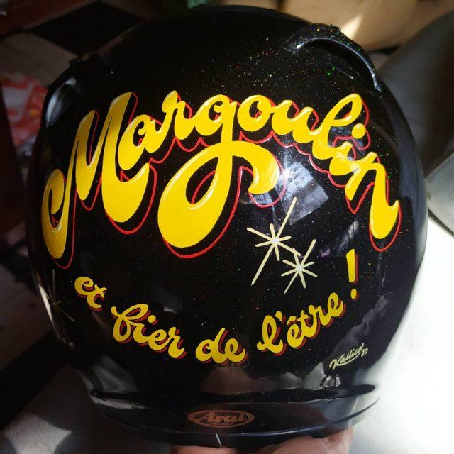 Casque personnalisé – Margoulin…