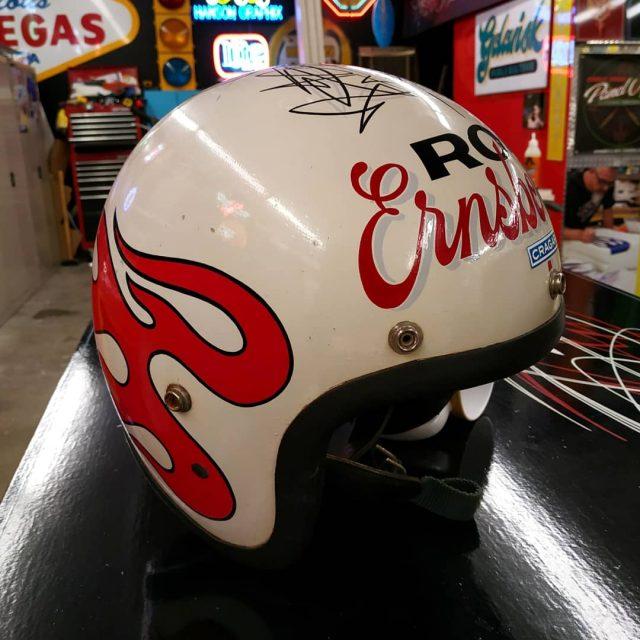 Ron's Helmet