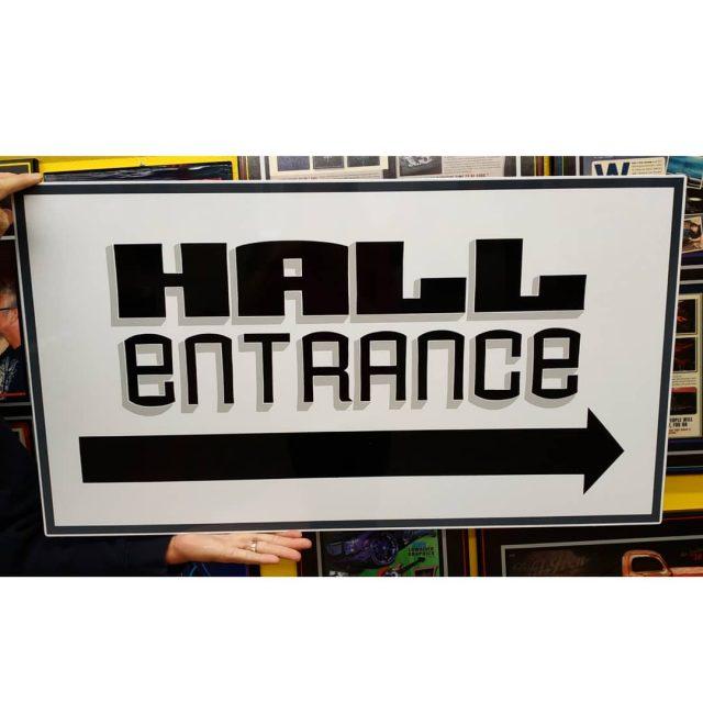 Entrée de Hall
