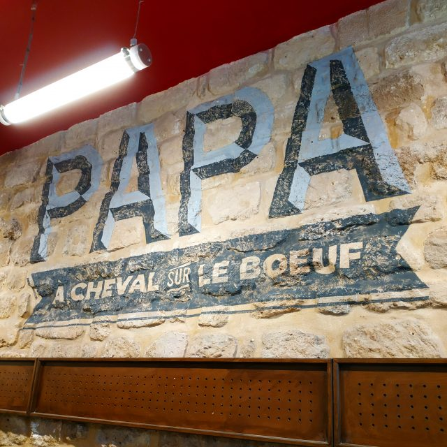 Les Burgers de Papa Paris