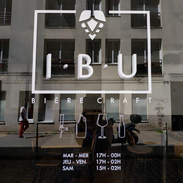 Bar IBU