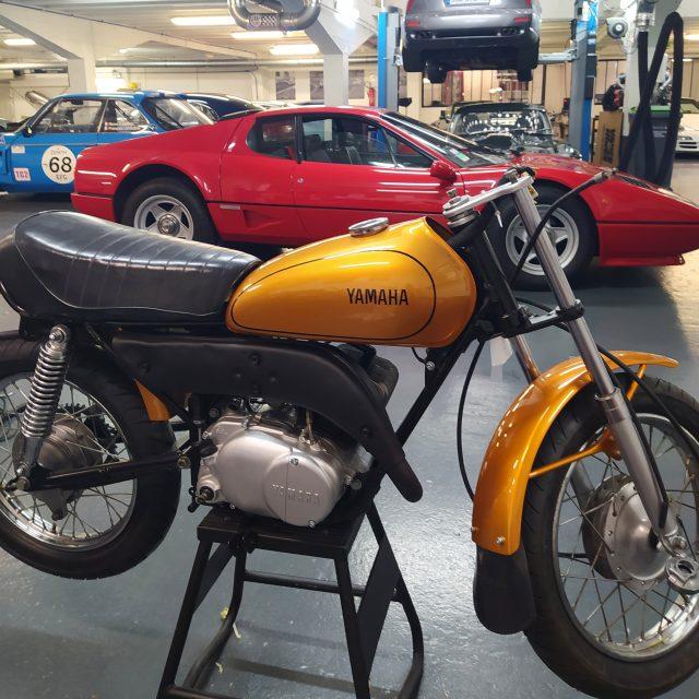 Yamaha FT1 50