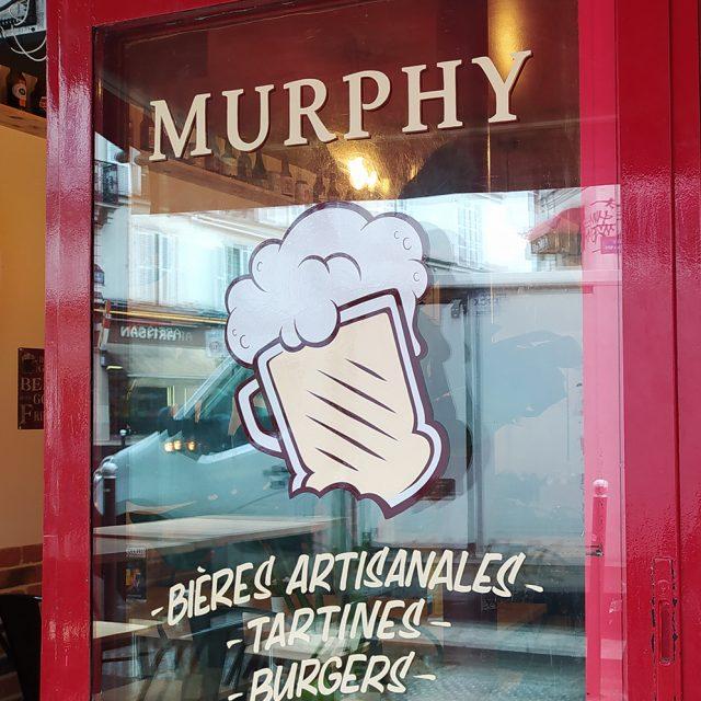 Murphy Bar Oberkampf